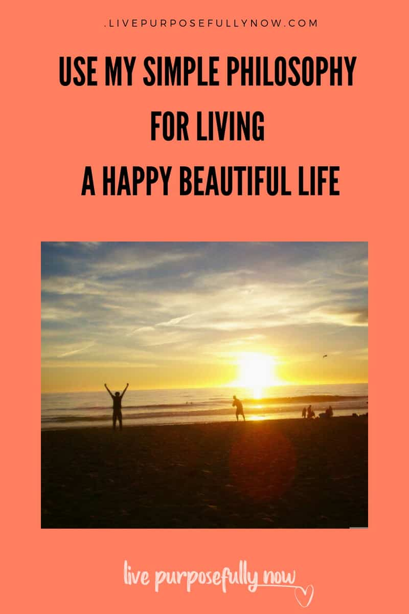 My personal philosophy to inspire you to believe deep your heart that you can, that you deserve to live the most joyful, beautiful, wonderful life you can dream of. #beautiful #life #lifelessons #spirituality