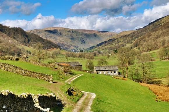 bigstock-Picturesque-Farm-In-English-La-31635266