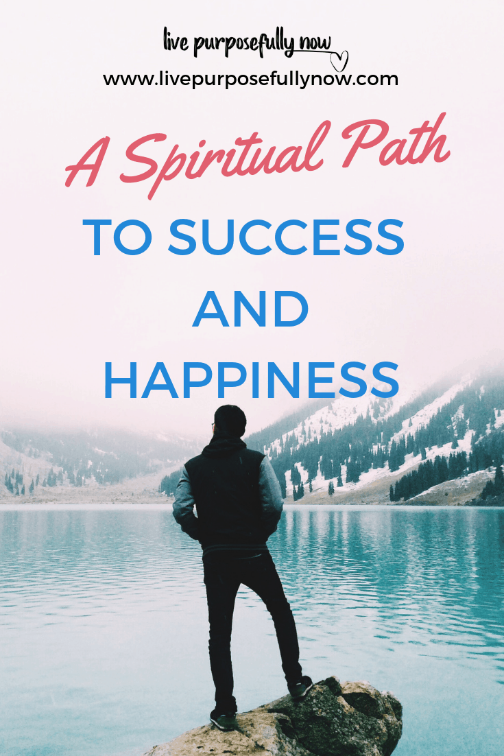 There are many aspects to success; material wealth being one. But success also includes good health, energy and enthusiasm for life, and so much more. Having greater success might just be a lot simpler than you thought.  Try this spiritual path to happiness and success. #inspirational #motivational #selfimprovementblogs #empowermentblogs #selfcare #selflove #selfhelp #selfesteem #selfconfidence #prosperity #love   #inspiration #lifequotes #successquotes #wisewords #truths