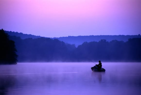 bigstock-Twilight-Fisherman-521159