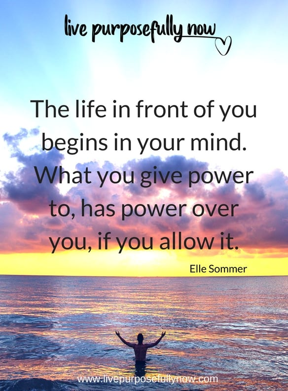 mind power to change your life