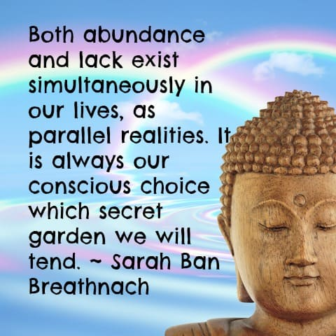 abundance,consciousness
