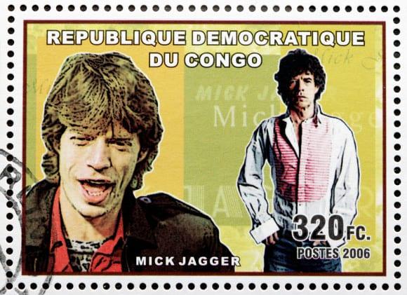 bigstock-Mick-Jagger-Stamp-55075463