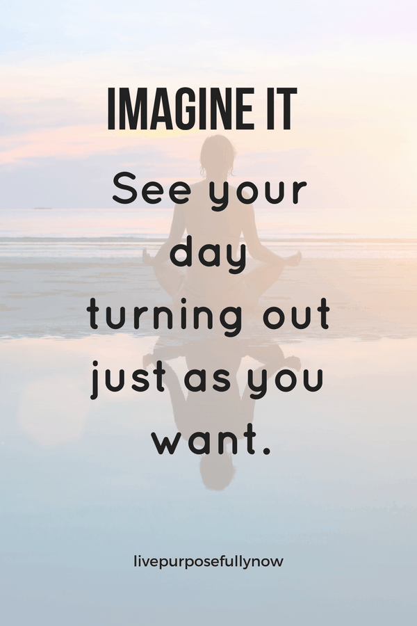 imagine what you want