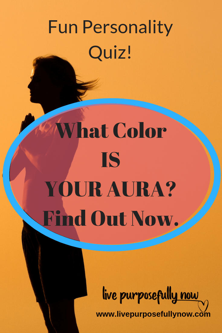 What color is your energy?  How this can help you fulfill your dreams.  Check out this fun quiz...it\'s just that.  A little fun and entertainment.