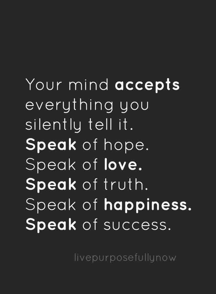 the mindset of success