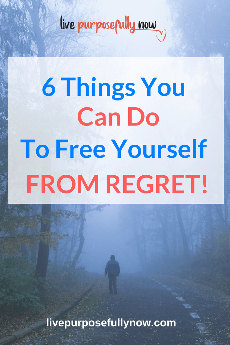 May you have the courage to face your own regret today, so you can be finally free to move on with your life. Free yourself from regret today...you are so worth the effort. Visit www.livepurposefullynow.com for more inspiration and encouragement.  |Life Lessons| |Life Motivation| |Life Quotes to Live by| #inspiration #regrets #life #livepurposefullynow