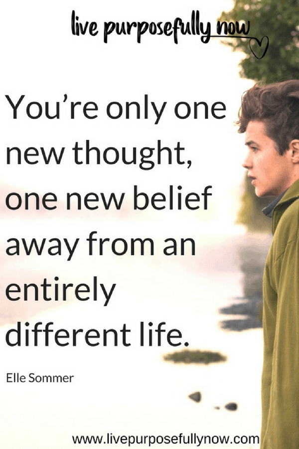 you can have a new life
