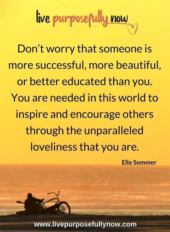 inspiration and encouragement