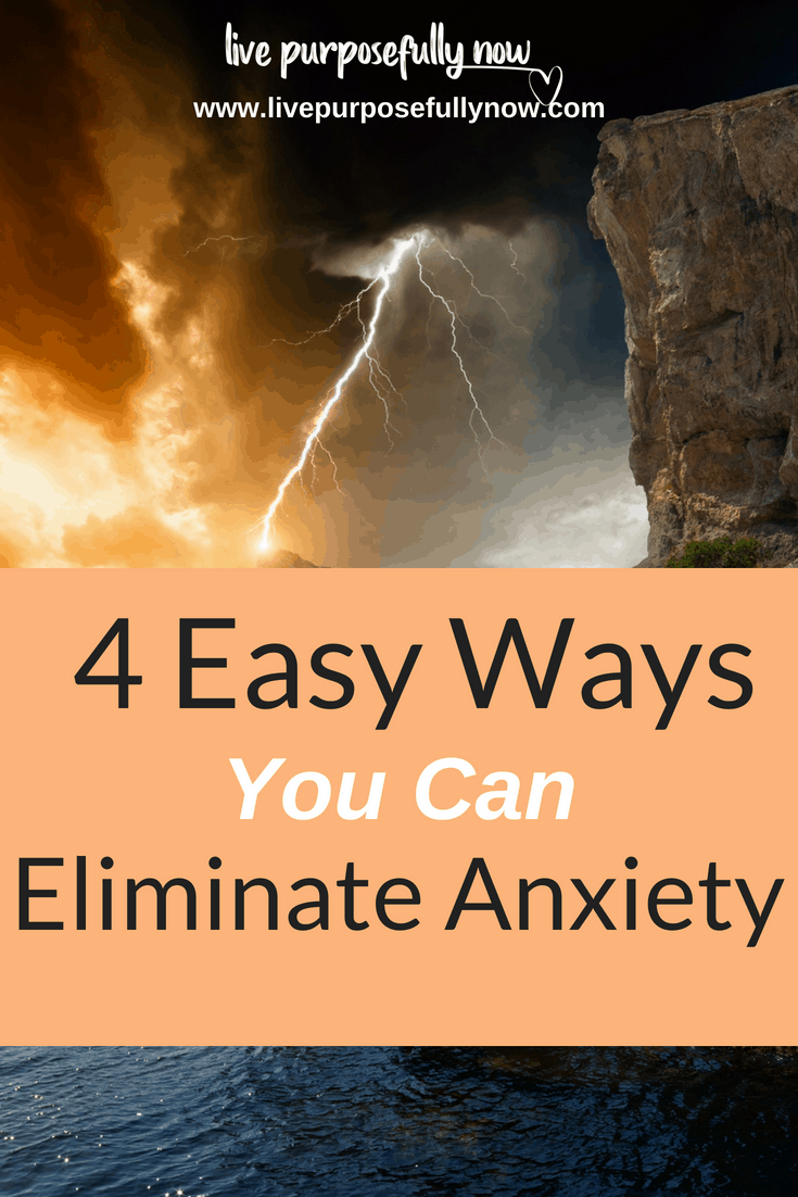 4 Easy Ways to Shed Anxiety and Heal Your Life