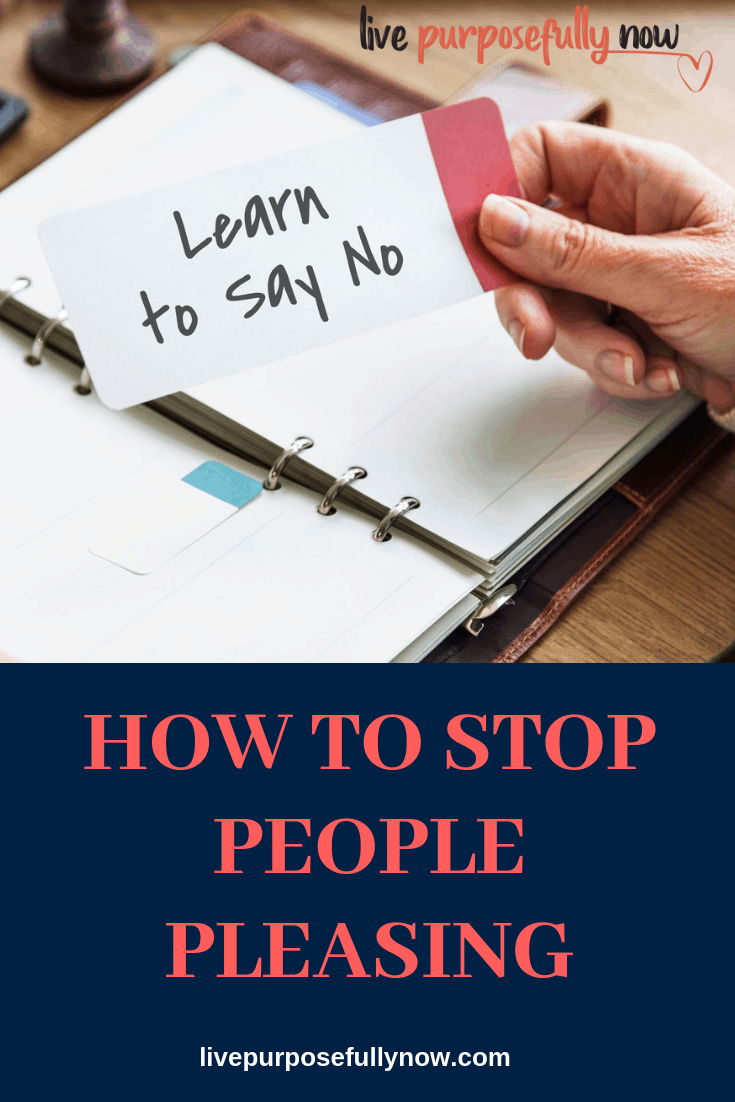 This pleasing behavior can destroy your life just as it almost ruined mine! Here are 5 tips on how to stop being a people pleaser and start doing what you feel is right!