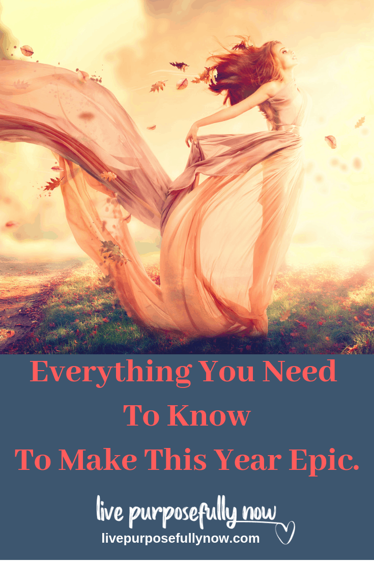 Begin your quest to claim victory on absolutely every front. And start by claiming you can make this year epic.