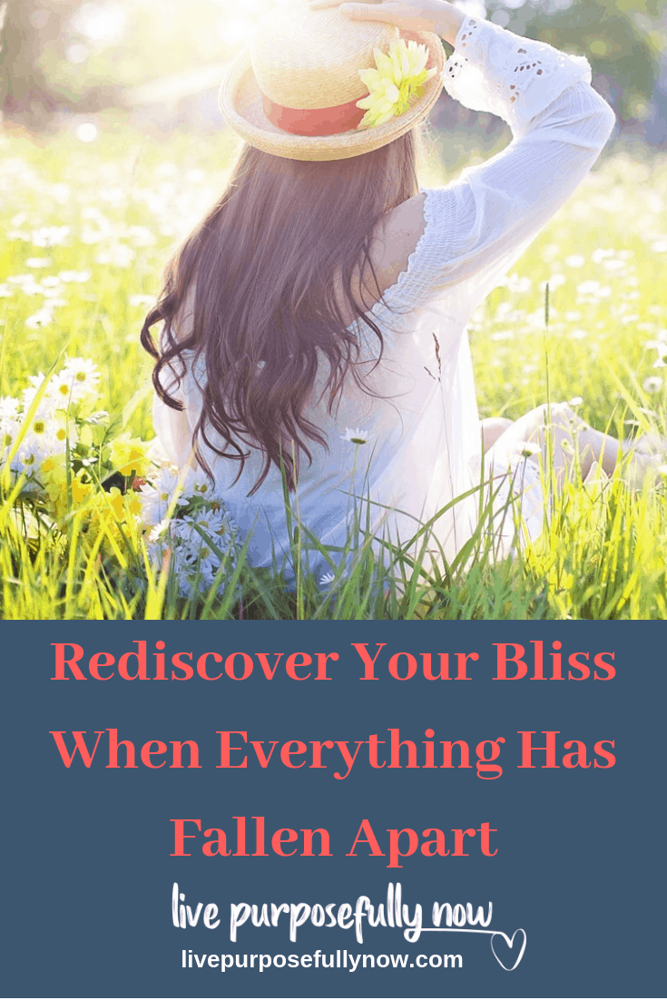 4 Ways to Rediscover Bliss When Everything Has Fallen Apart