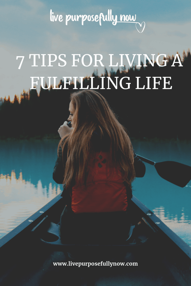 New Article. Living in the present is how to make life beautiful, fulfilling and worthwhile.  Don't you deserve to live this way? Here's 7 tips to guide your path. |Life Lessons|Live Purposefully Now|   #lifelessons #livepurposefullynow #manifesting #empowermentmentor  #motivation #
