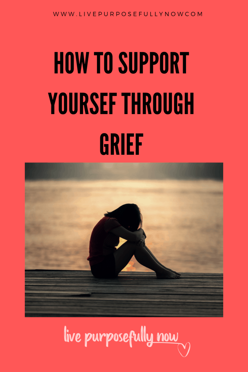 Why it can be hard to move through grief and what you can do to support yourself and those you love. #inspirational #motivational #selfimprovementblogs #successblogs #selfcare #selflove #selfhelp #selfesteem #selfconfidence #prosperity #love #lettinggo