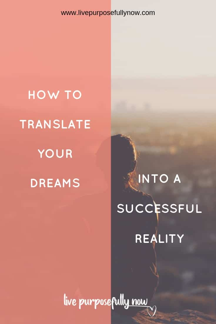 What it Takes To Achieve Your Dreams And be Successful