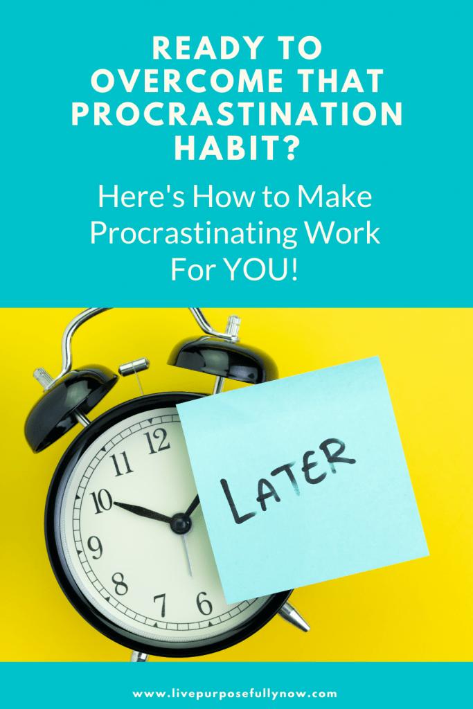 clock-later-procrastination-tips
