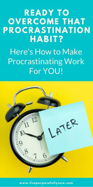 clock-make-procrastination-work